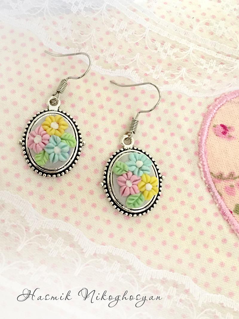 Earrings Bouquet