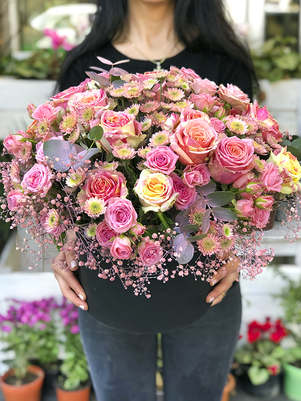 Bouquet Of Flowers La Kritstsa