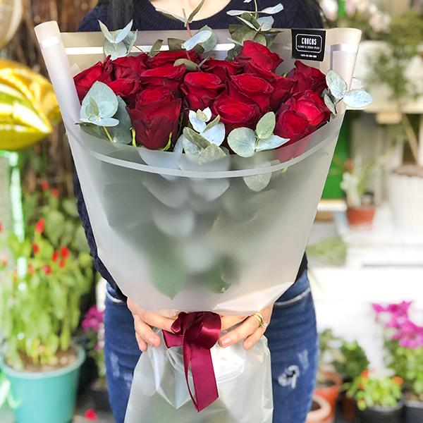 Bouquet Of Flowers Viena