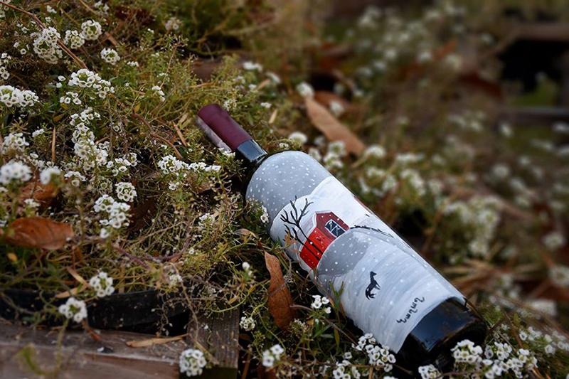wine Breath of winter