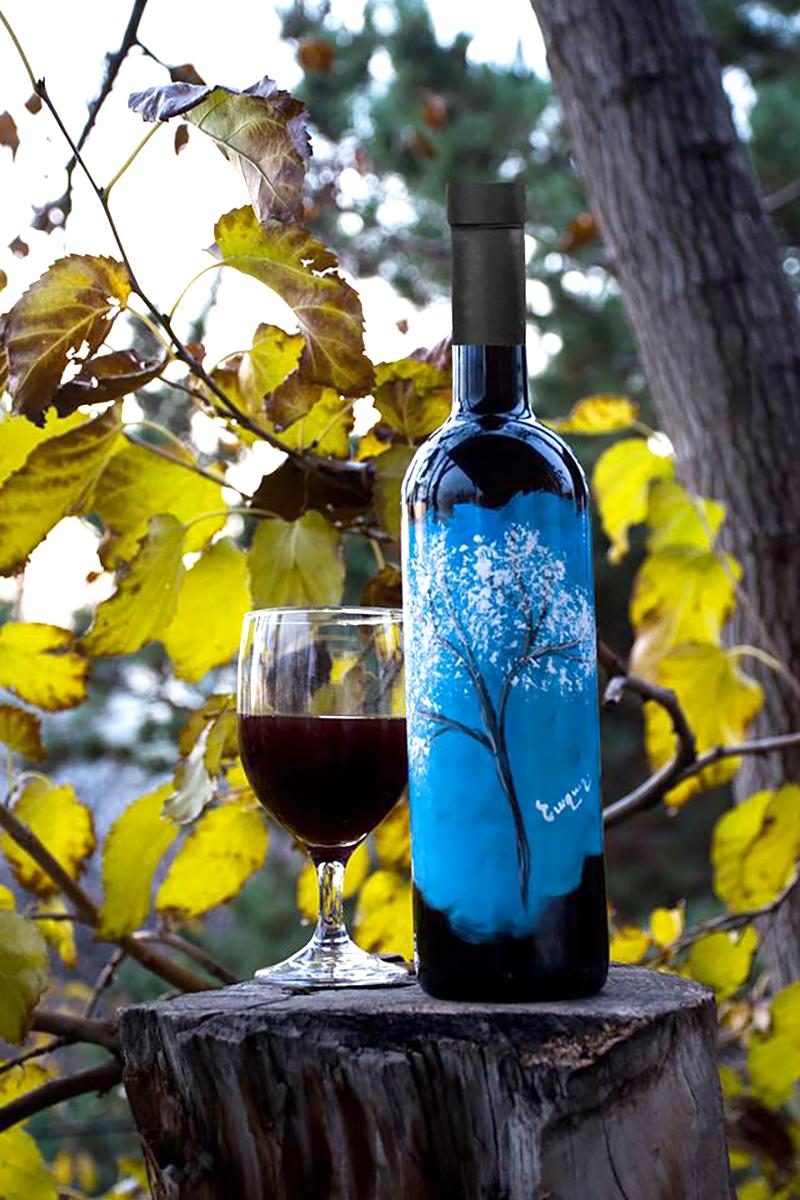 вино весна