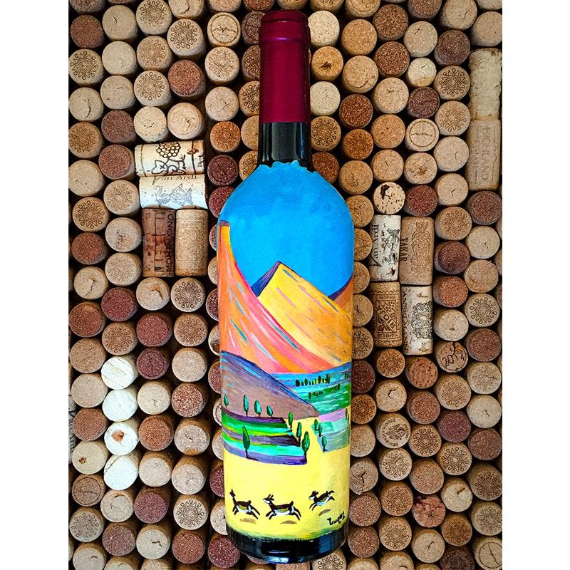 Вино В Горах
