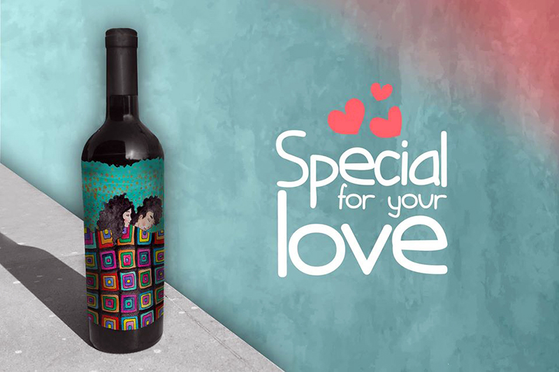 wine with love