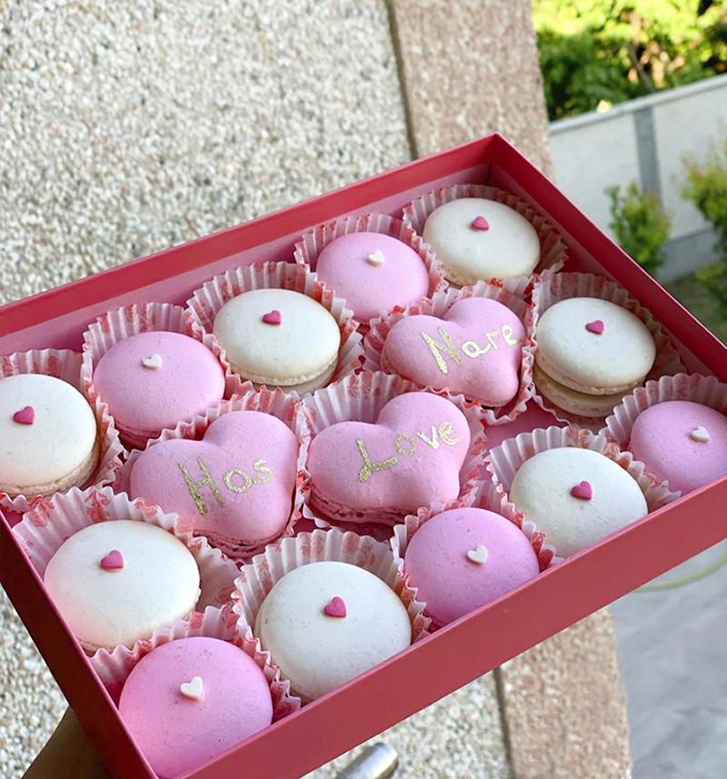 Macarons Love