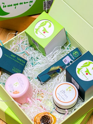 Natural Care Set 4