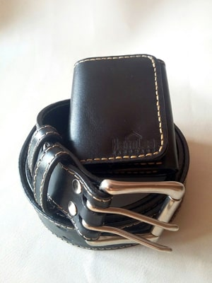 Wallet and belt 036