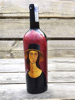 wine Modigliani