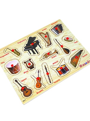 Board Musical Instruments 1