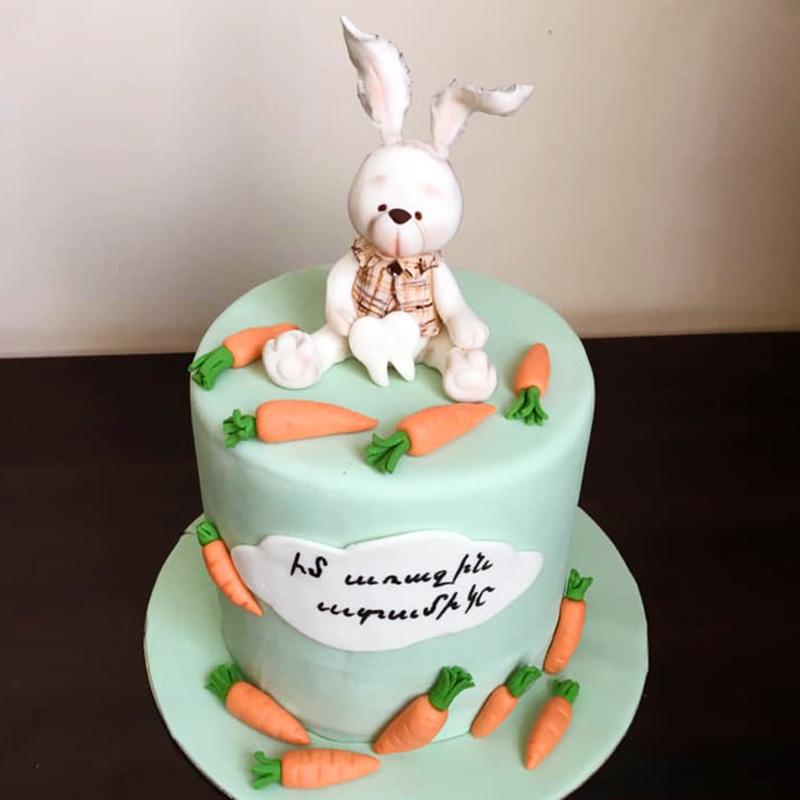 Cake Rabbit