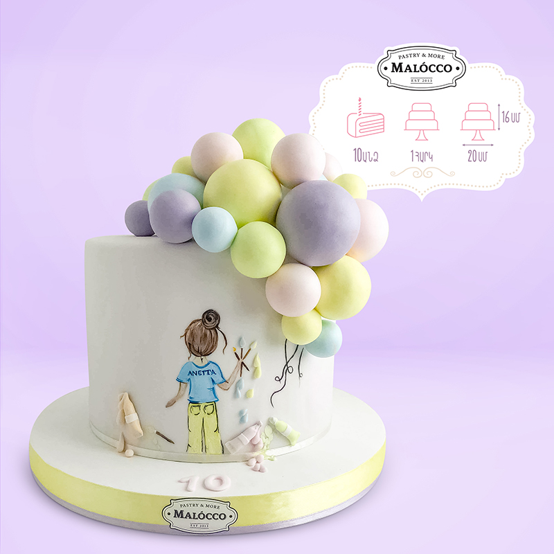Cake Painter